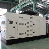 Berühmte chinesische Marke des Shanghai-dieselbetriebene Generator-250kVA/200kw Genset