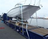 barco de pesca da cabine da fibra de vidro de 23FT para a venda