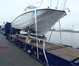 23FT Cabina de fibra de barco de pesca para venda