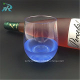 flauta plástica do vinho de 450ml Tritan, Tumbler do vinho