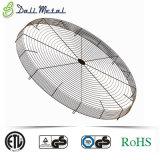 Protezione rivestita galvanizzata rotonda del ventilatore della maglia del nastro metallico dell'OEM