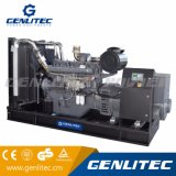 Двигатель дизеля Wudong привел комплект в действие электрического генератора 700kVA 560kw