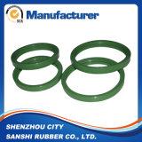 Изготавливаемое силиконового каучука детали на заводе