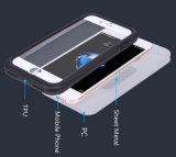 avec le mobile de trou/cas imperméables à l'eau populaires s'arrêtants de téléphone cellulaire pour l'iPhone 7