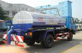 Dongfeng 4X2 8000 rentables poco carro del tanque fecal de la succión del vacío