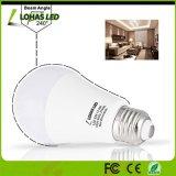 China Fornecedor plástico LED a lâmpada economizadora de energia RoHS Ce lâmpada LED de alta potência de luz 15W5730 lâmpada LED SMD