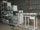 Flexo Pritning 기계는을%s 가진 절단과 시트를 까는 역을 정지한다