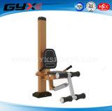 Macchina esterna di ginnastica di forte forma fisica registrabile della pressa del piedino