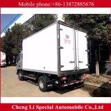 - 5 to-18 grado Foton Freezer Van Truck para la venta