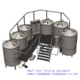 Cerveza artesanal equipos para la máquina de cerveza casera