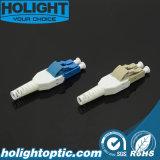 Разъем LC Uniboot оптического волокна для шнуров заплаты