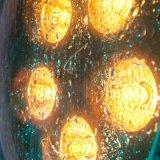 Nueva luz impermeable ULTRAVIOLETA caliente de la etapa de la luz DMX de la IGUALDAD de la venta 5PCS*18W 6in1 Rgbaw LED de Rasha