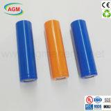 Hotsale una batteria di ione di litio di Icr 18650 3.7V 2200mAh del grado