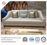 Moderne Hotel-Möbel für Vorhalle-Gewebe-Sofa stellten ein (YB-S-876)