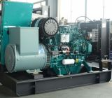 Tipo silencioso Soundproof preço Diesel do gerador de 35kVA com o motor de Weichai Deutz