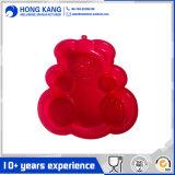 Torta de molde de silicona con forma de oso (RS39)