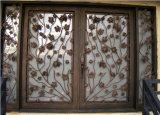 Monarch Customドアによる顧客用12のゲージの錬鉄のドア