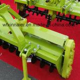 1gln-180 plus populaire en 3 points de l'Italie Tracteur agricole de timon Rotavator rotatif