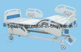 中国の製造業者の最もよい品質の5つの機能の電気病院用ベッド
