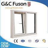Ouverture du panneau double en dehors de la fenêtre en aluminium pour la vente