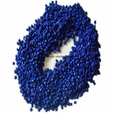 Qualität pp. PET blaue Masterbatch berühmte Fabrik-China-Qualität und Preis für Film