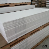 Bladen van Corian van de Oppervlakte van de Decoratie van de Fabriek van Kkr de Materiële Acryl Stevige