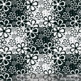 La construcción de matéria patrón de flores para la decoración rústica (VRR6F202, 600x600mm)