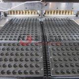 Doces duros da manufatura da fábrica que fazem a maquinaria