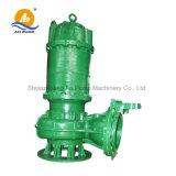 Pressão elétrica centrífuga sem obstrução pressão bomba de esgoto submersível