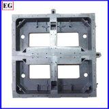 알루미늄 생성 전시 단추 격판덮개는 주물을 정지한다
