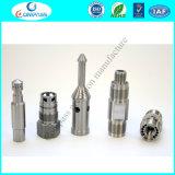 Fabricante de alta calidad personalizado SS304 316L moldeo de precisión de mecanizado CNC