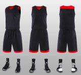 2017 uniformi di pallacanestro degli abiti sportivi degli uomini poco costosi di vendita calda