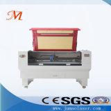 刺繍(JM-1410H-CCD)のためのレーザーの打抜き機を集中するCCD