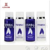 Champô do frasco dos cosméticos do hotel de China