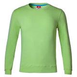 100% algodão Design clássico Draw-String Soild Suéter Blusa com capuz Cor para homens