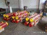 Luva de Ação Única Caminhão Basculante para a África do cilindro de óleo hidráulico do reboque