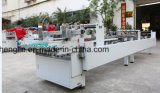Caixa automática dos PP do ANIMAL DE ESTIMAÇÃO do PVC da alta velocidade que dobra-se colando a máquina (linha reta caixa) 25mm 800mm personalizados