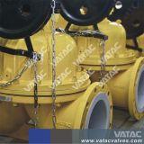 Klep de uit gegoten staal van het Diafragma van de Waterkering Wcb/Lcb/Wc9/Ss304/Ss316/CF8/CF8m