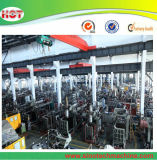 2L 5L HDPE Flaschen-Doppelt-Station-Strangpresßling-automatische Blasformen-Maschine