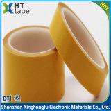 Gelbes Pergamin-Freigabe-Papier mit Haustier-Doppeltem versah Band mit Seiten