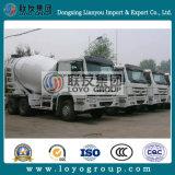Sinotruk HOWO 6*4 10cubic Betoneira Truck Heavy Truck