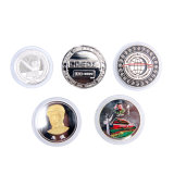 로고를 가진 주문 아연 합금 동전