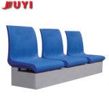 Blm-1308 Aluminio Ocio Estadio rojo para el baloncesto de segunda mano sillas de jardín de plástico acolchado del asiento silla plegable y tablas