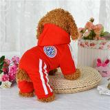 Béisbol Jersey de cuatro colores para los perros