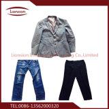 La bonne qualité a utilisé le vêtement exporté vers l'Afrique