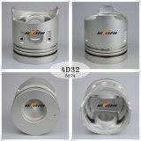 4D32 pistón del motor diésel para Mitsubishi con Alfine Me018274 OEM