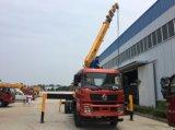 4X2レッカー車望遠鏡クレーン価格とトラックをロードする6トン