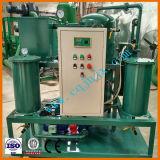 Aceite lubricante usado Rzl-100 que reclama la máquina, purificador de petróleo de lubricante del vacío