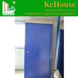 Porte simple de garantie utilisée par Chambre préfabriquée pour le pays d'Asie du Sud-Est
