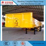 半40ton 2axlesの側面または側面の低下または側板またはバルク貨物トラックのトレーラー